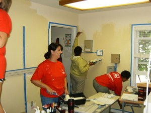 State Farm employees - Day of Caring 2009